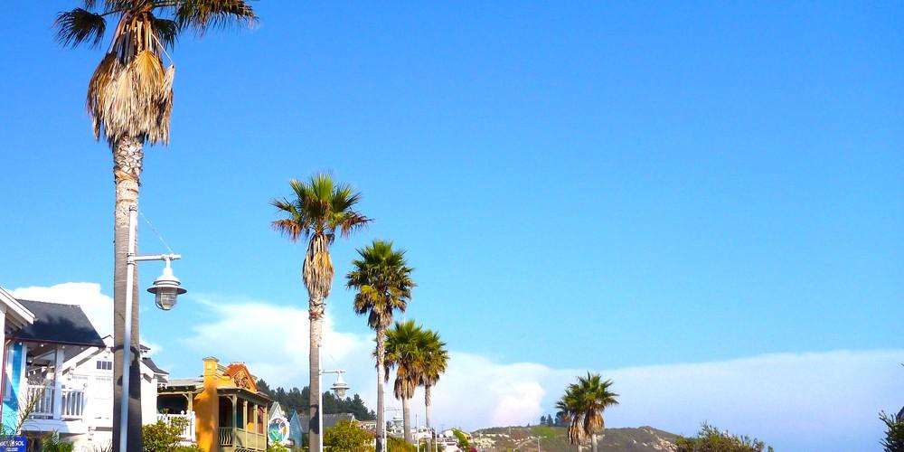 Central Coast Area - California - Amerika - Doets Reizen