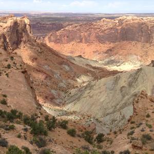 Bezoek aan Canyonlands - Dag 13 - Foto