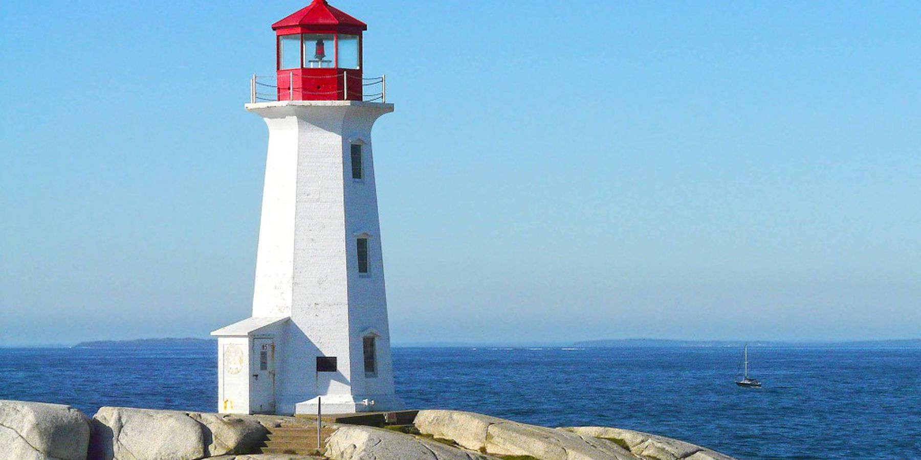 Peggy's Cove - Novia Scotia - Canada - Doets Reizen