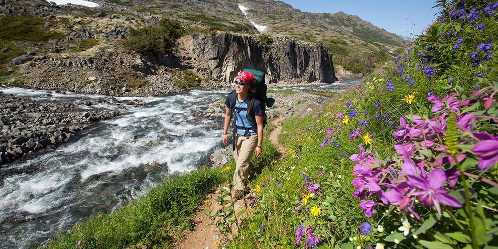 Hiken Yukon - Canada - Doets Reizen