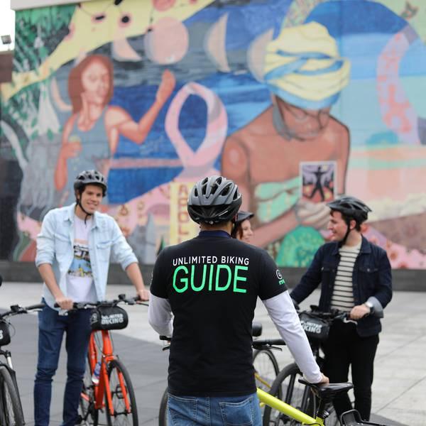 Fietsen Harlem - New York - Doets Reizen