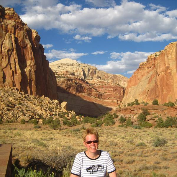 Capitol Reef National Park -  Utah - Doets Reizen