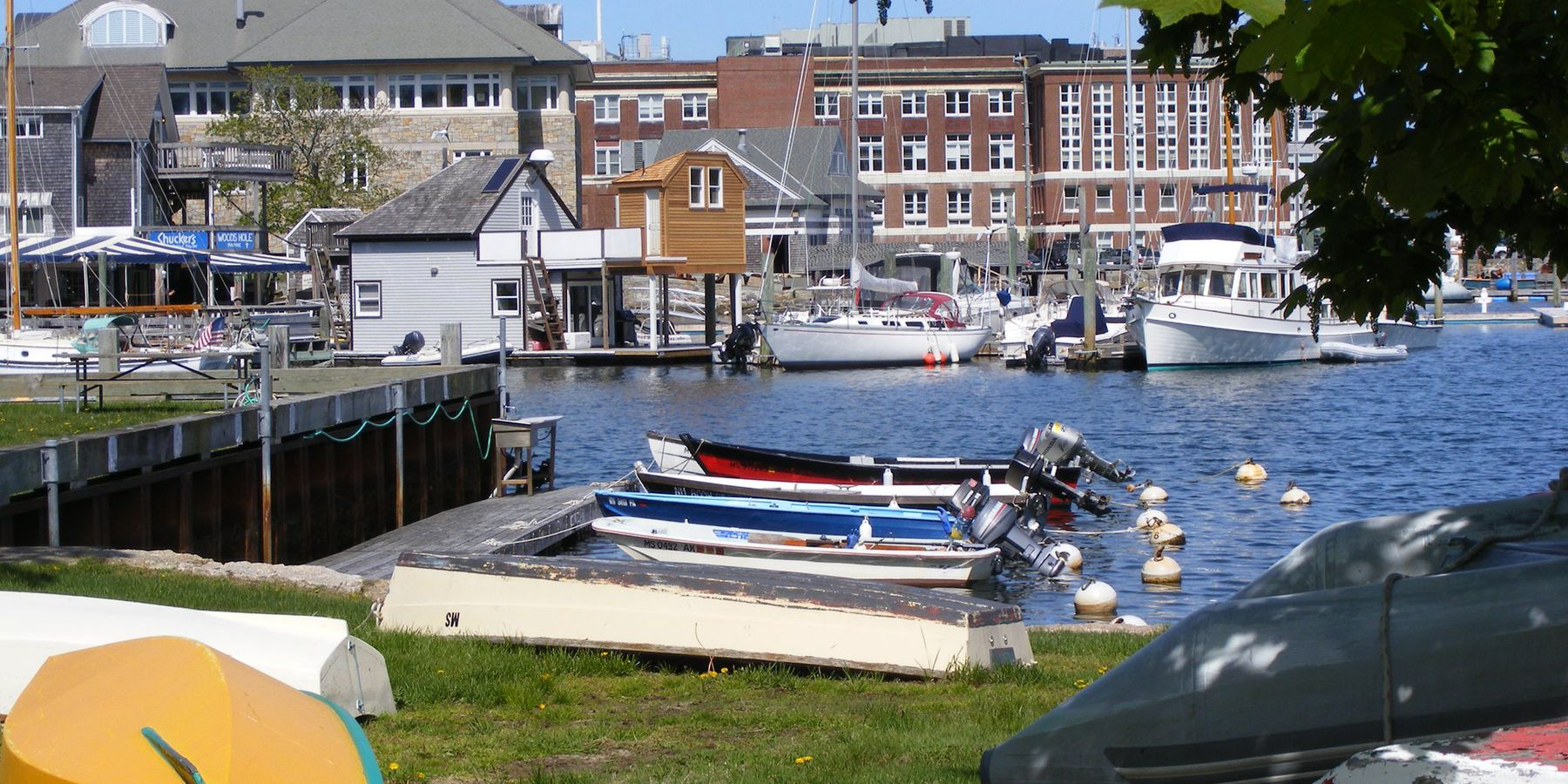 Woods Hole - Cape Cod - Massachusetts - Doets Reizen