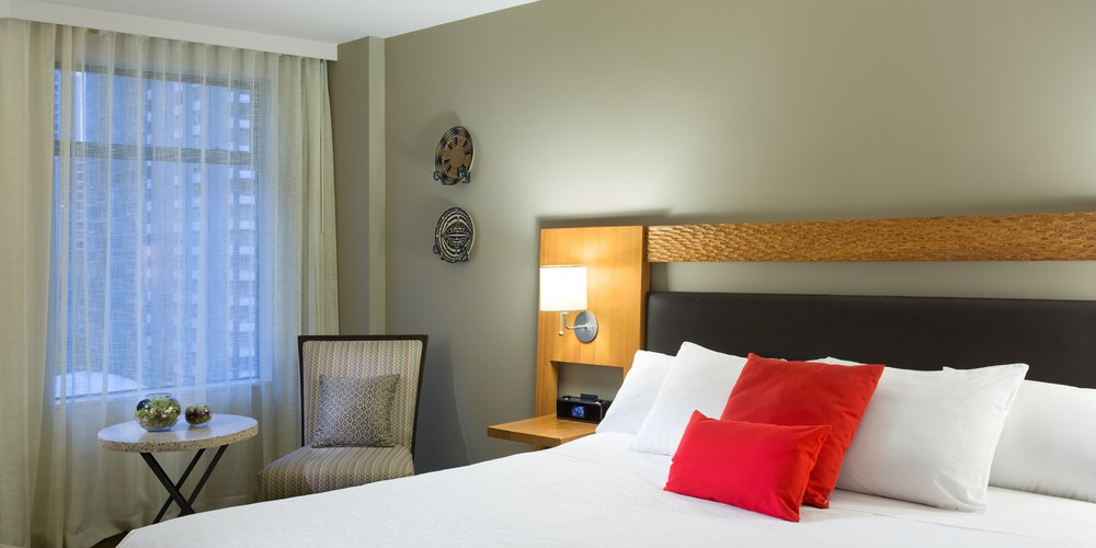 Listel Hotel - Vancouver - British Columbia - Canada - Doets Reizen