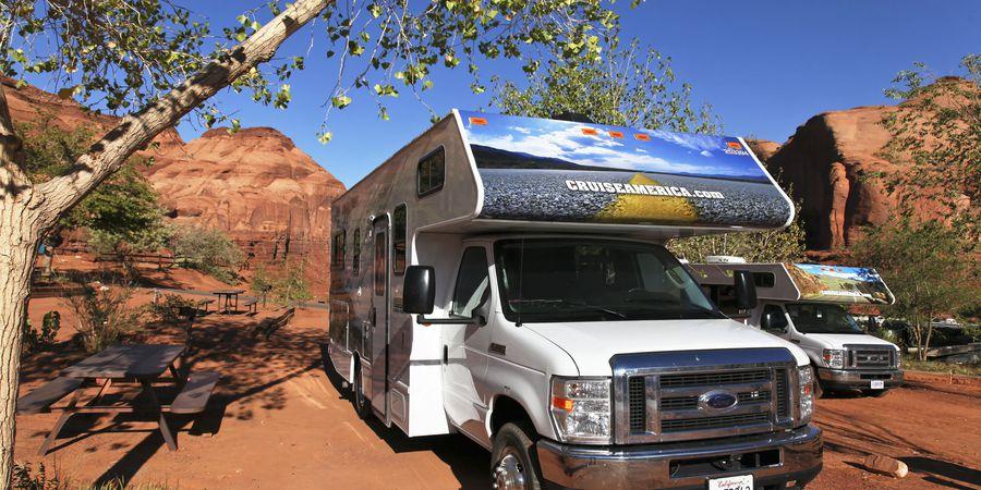 Zion National Park - Cruise America - Camper huren Amerika -Camperreis - Doets Reizen