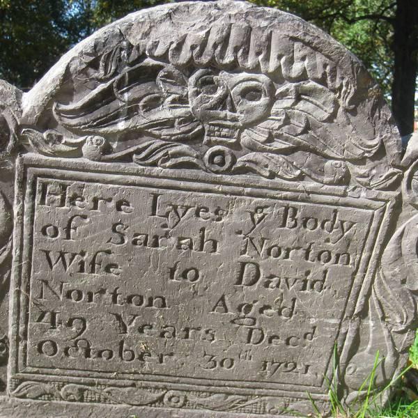 Copp's Hill Burying Ground - Boston - Massachusetts - Doets Reizen