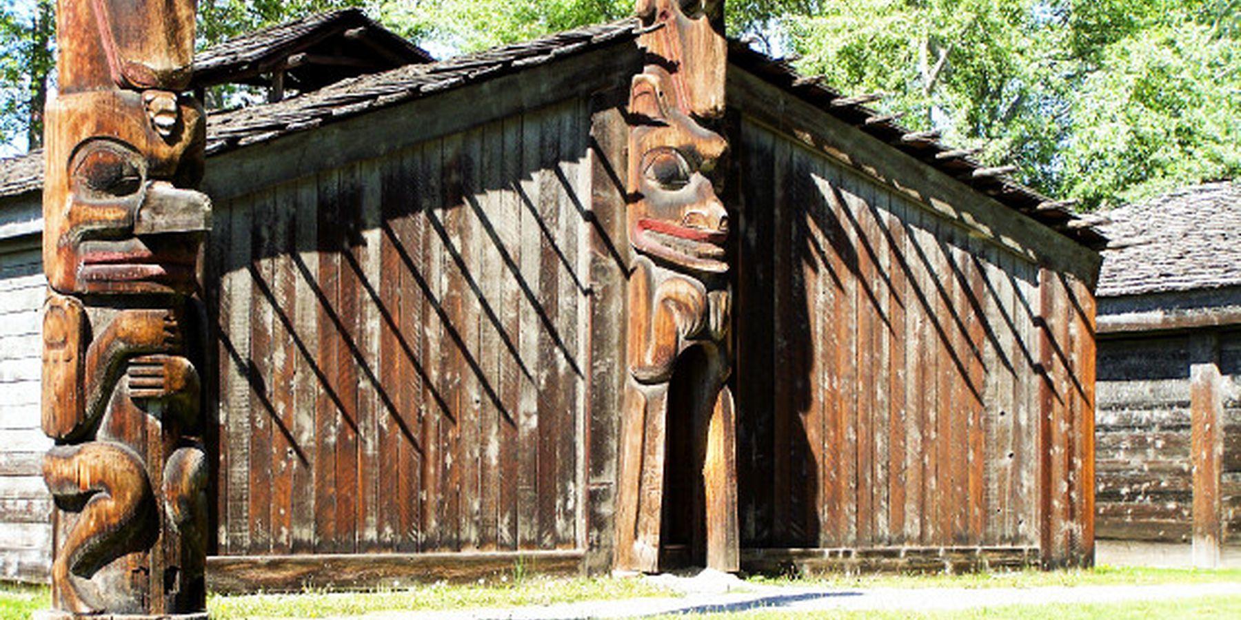 The Hazeltons - British Columbia - Canada - Doets Reizen