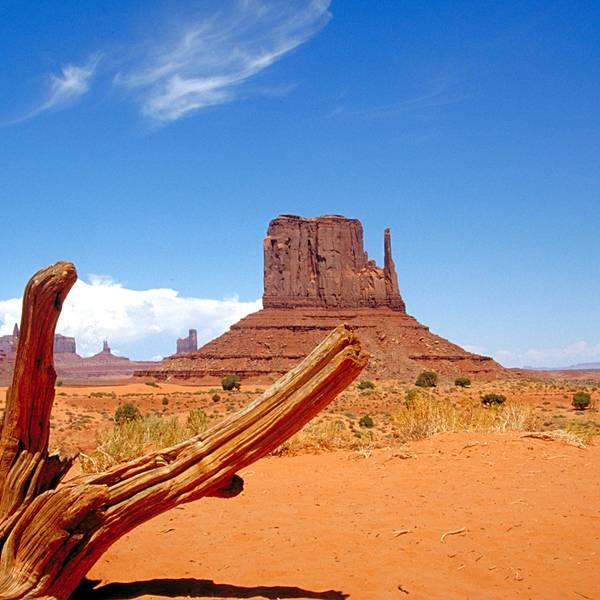 Monument Valley in Utah
