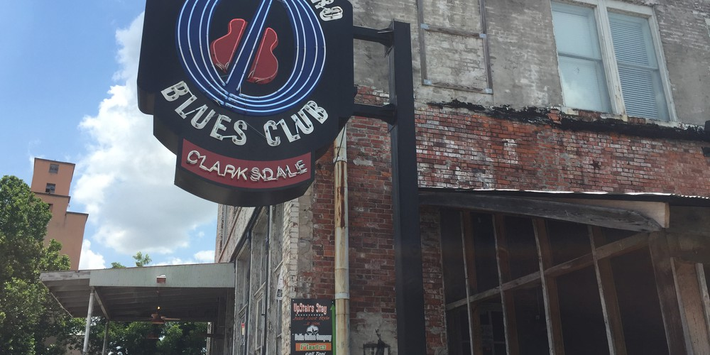 Clarksdale - Mississippi - Amerika - Doets Reizen