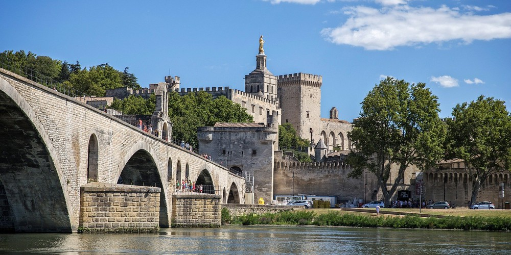 Pont avignon libre - Credits Guide Sud   Frankrijk   Doets Reizen
