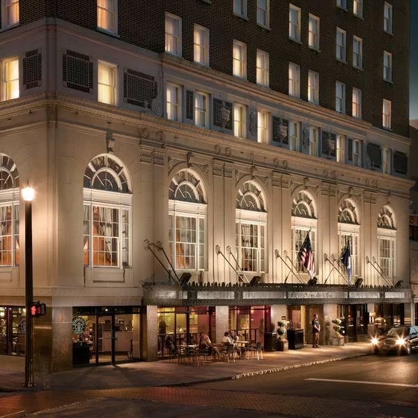Francis Marion Hotel - exterior