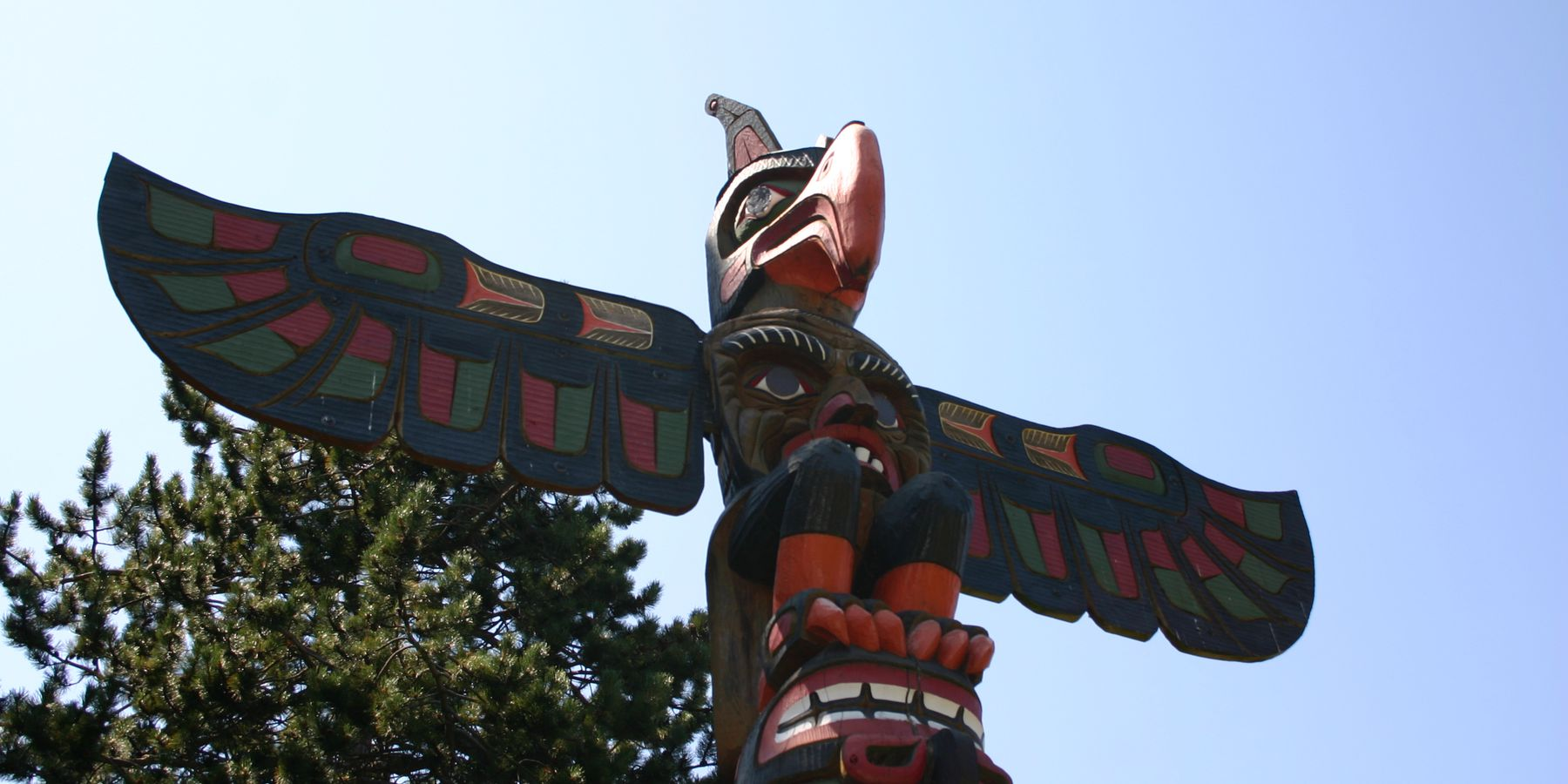 Royal BC Museum - Victoria - Vancouver Island - British Columbia - Canada - Doets Reizen