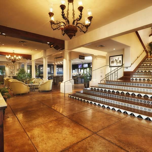 The Scottsdale Resort - lobby123