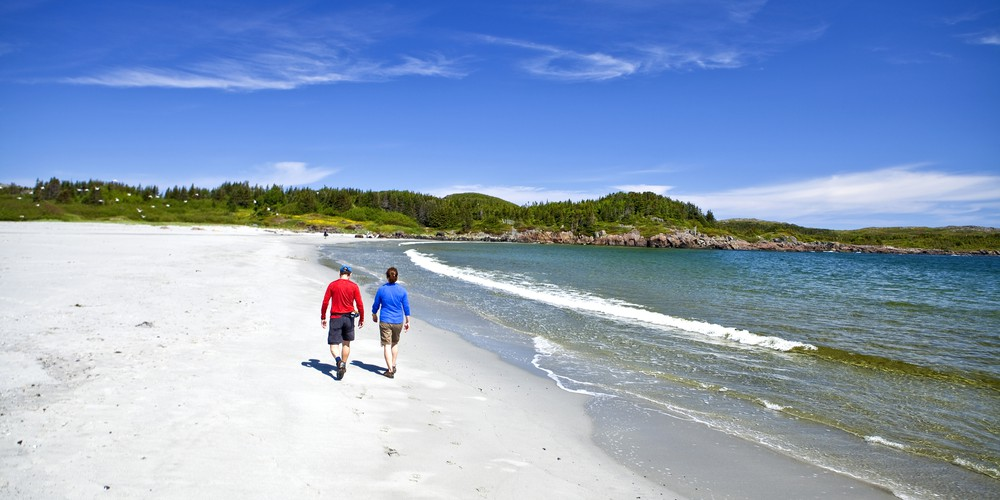 Sandy Cove - Fogo Island - Newfoundland & Labrador - Canada - Doets Reizen