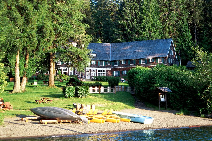 Olympic National Park - Washington State - Doets Reizen