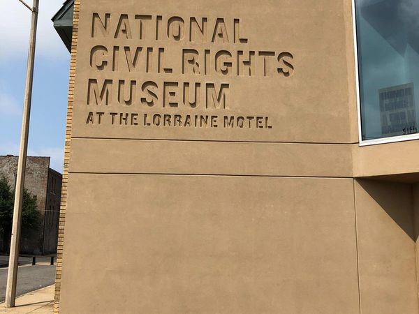 National Civil Rights Museum - Memphis - Tennessee - Amerika - Doets Reizen