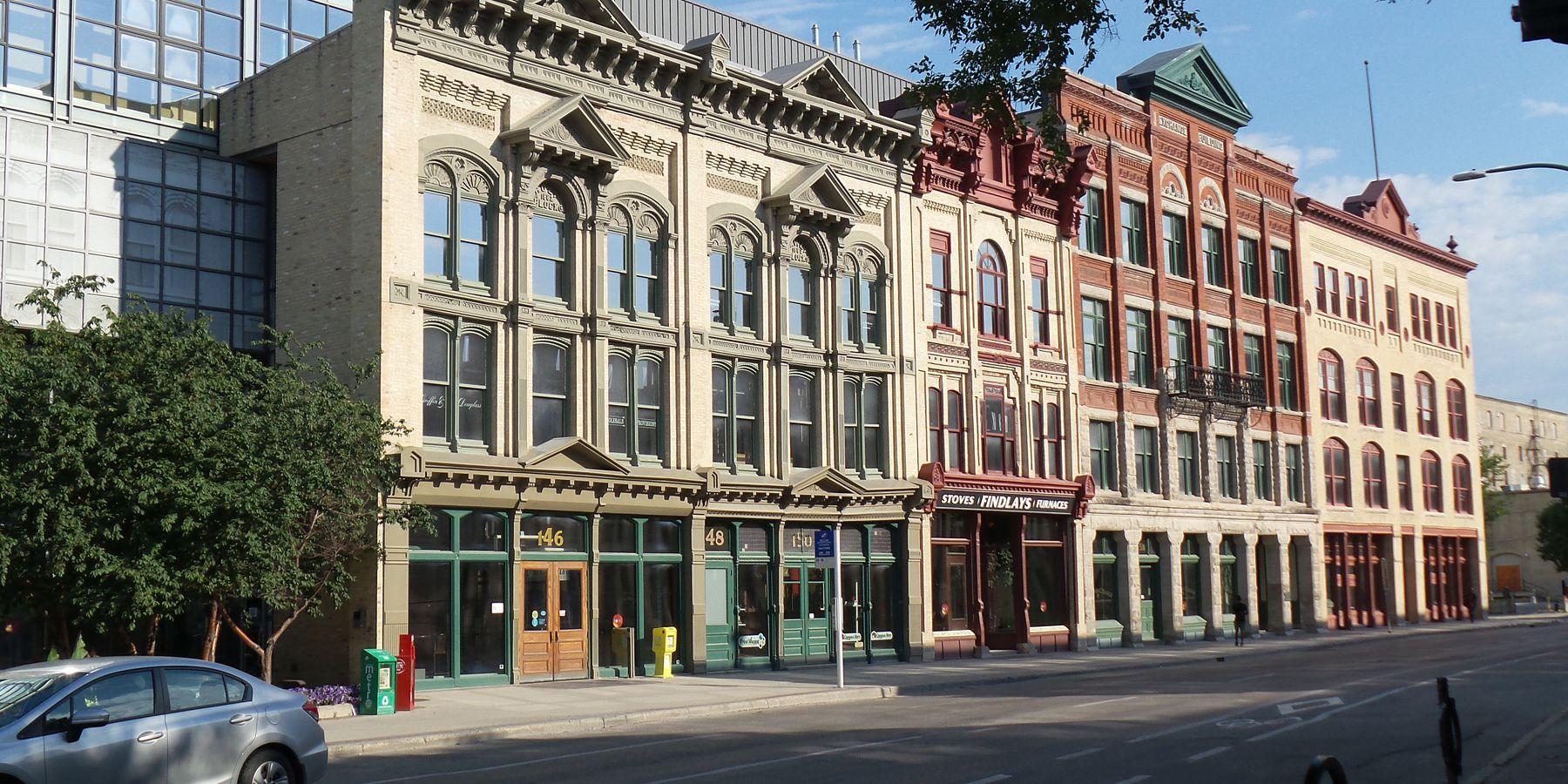 Winnipeg - Manitoba - Canada - Doets Reizen