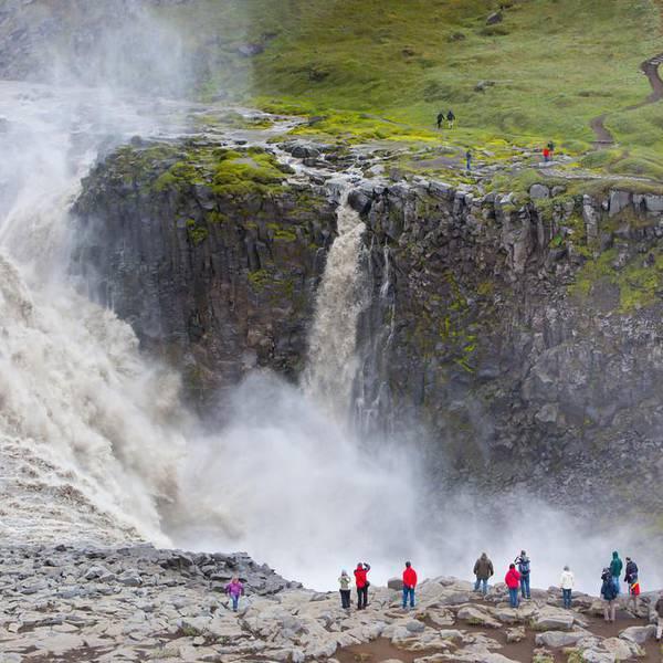 Dettifoss Waterval - IJsland - Doets Reizen