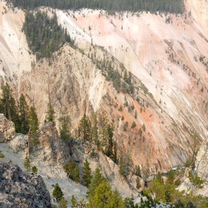 Canyon Country In Yellowstone - Dag 13 - Foto