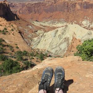 Canyonlands NP Moab - Dag 11 - Foto