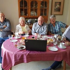 Familiebezoek - Dag 2 - Foto
