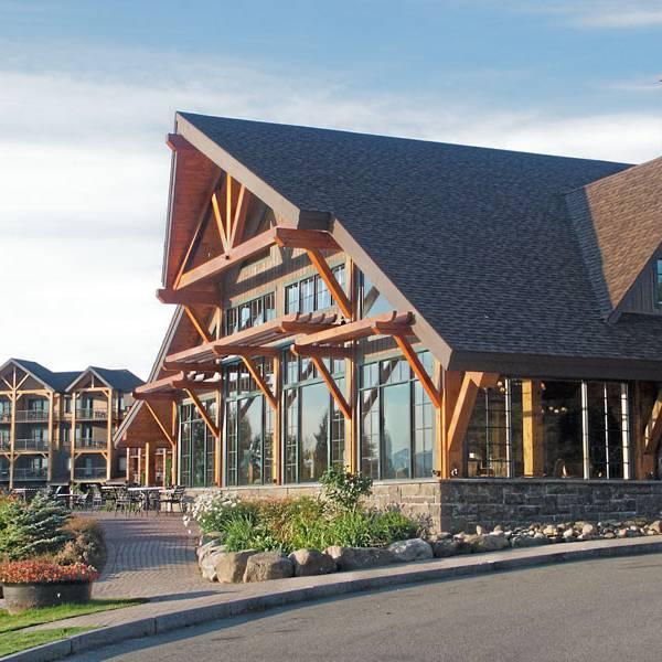 Crowne Plaza Resort Lake Placid - aanzicht