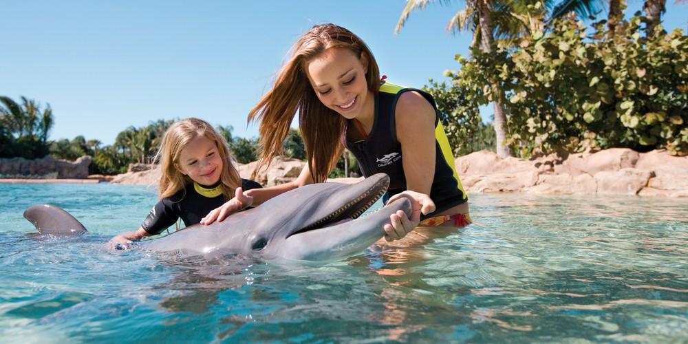 Discovery Cove - Orlando - Florida - Doets Reizen