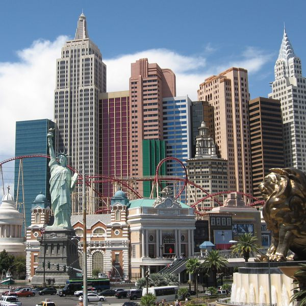 New York New York - aanzicht