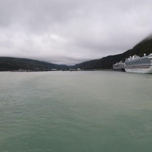 Niet naar Glacier Bay - Dag 16 - Foto