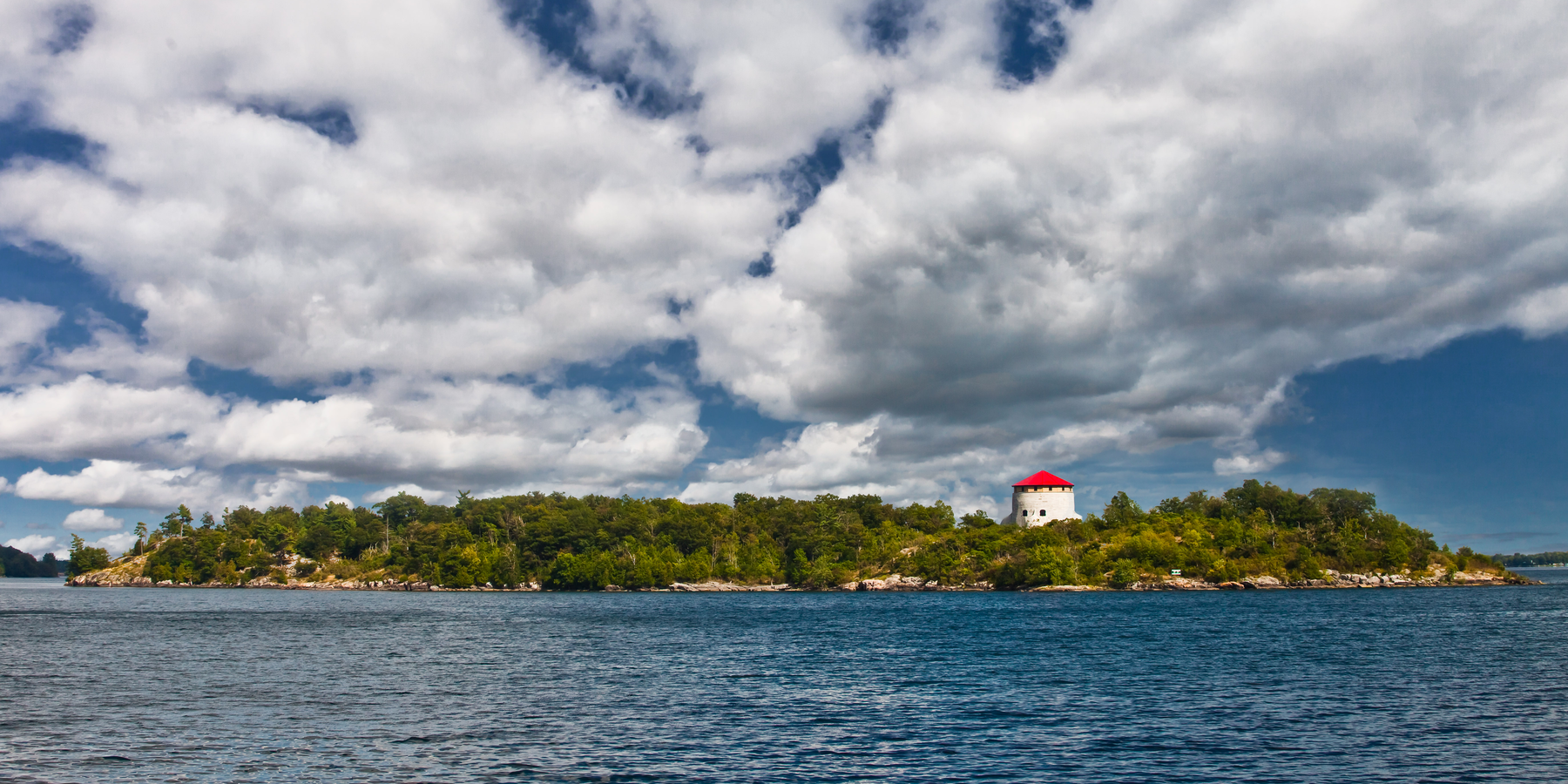 Thousand Islands National Park - Ontario - Canada - Doets Reizen