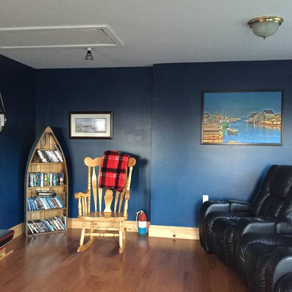 Captain's Inn - TV Kamer