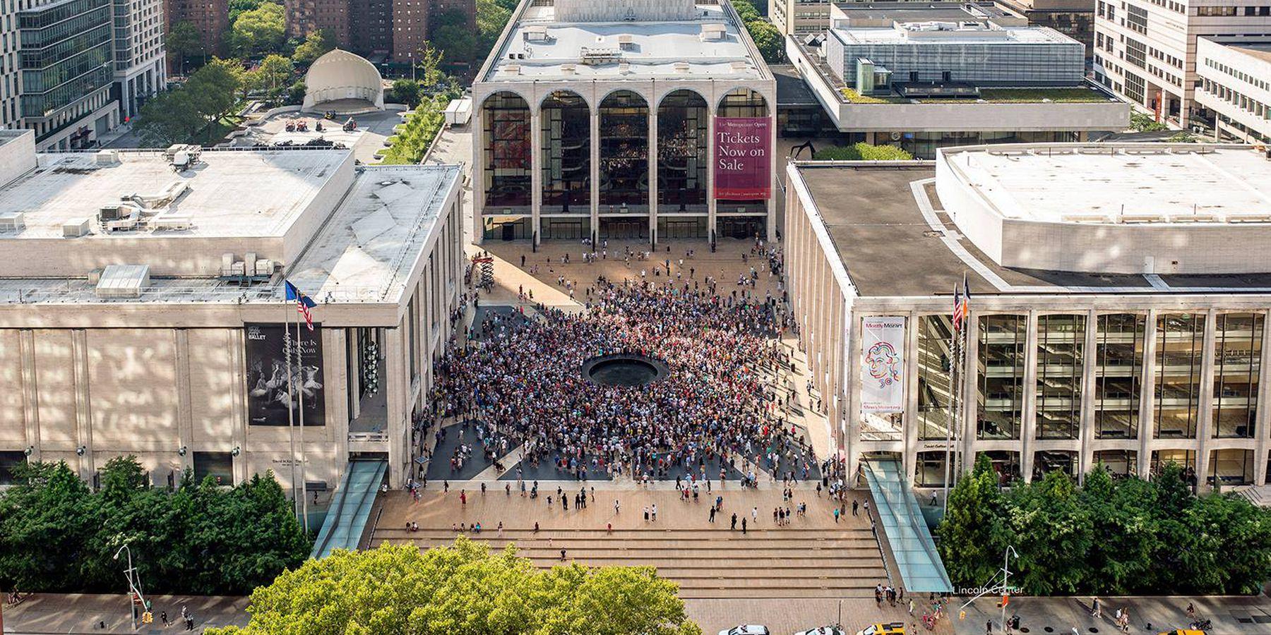 Lincoln Center - New York - Doets Reizen