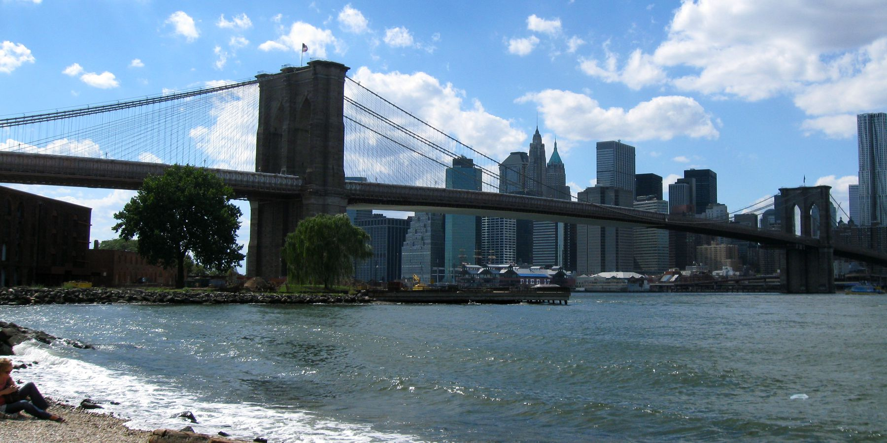 Brooklyn Bridge - New York - Doets Reizen