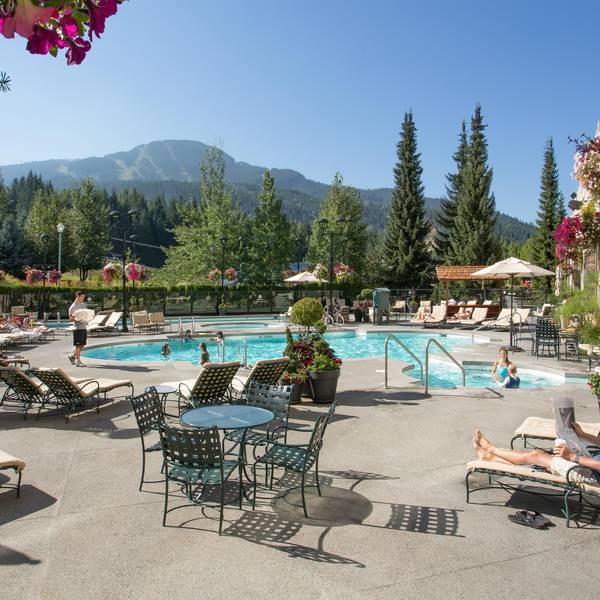 Fairmont Chateau Whistler Resort - interior