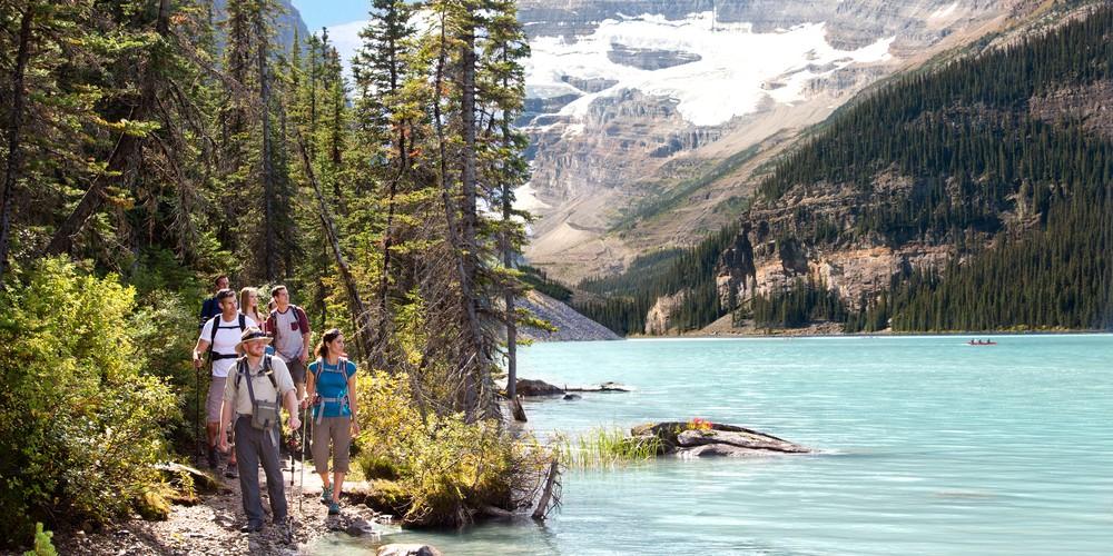 Fairmont Chateau Lake Louise - Alberta - Canada - Doets Reizen