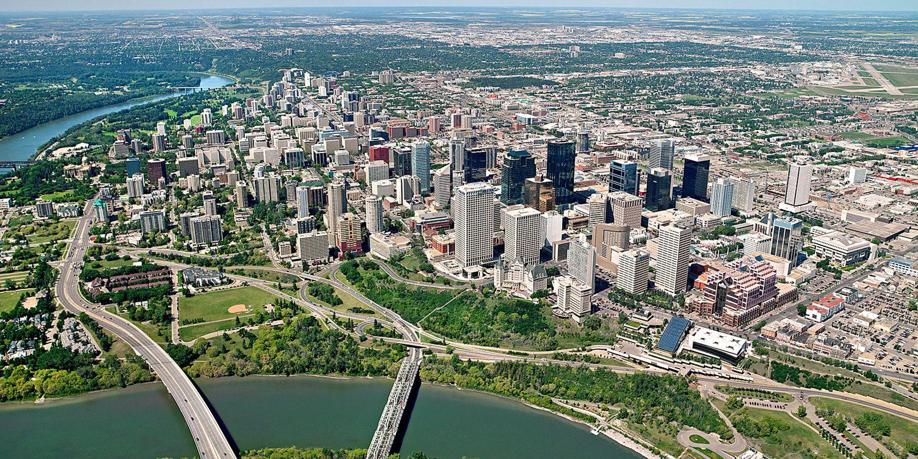 Edmonton - Alberta - Canada - Doets Reizen