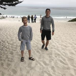 Met wat vertraging naar Monterey! - Dag 5 - Foto