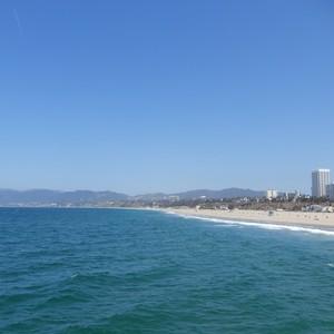 Santa Monica pier - Dag 19 - Foto
