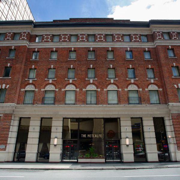 The Metcalfe Hotel - Exterior
