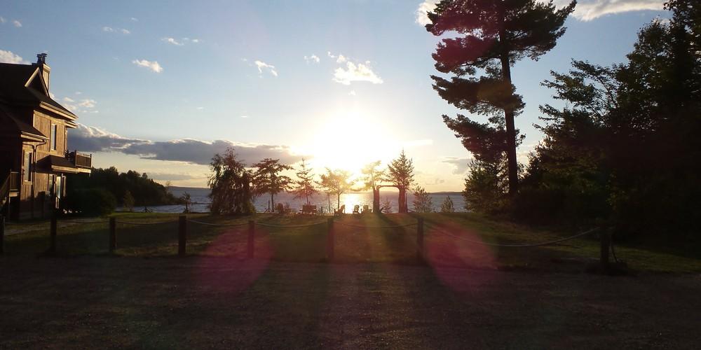 vLe Village Windigo - Quebec - Canada - Doets Reizen