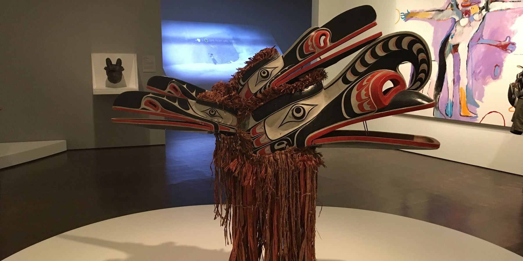 Denver Art Museum - Denver - Colorado - Doets Reizen