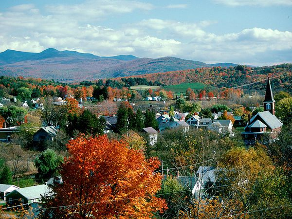 Vermont - Amerika - Doets Reizen
