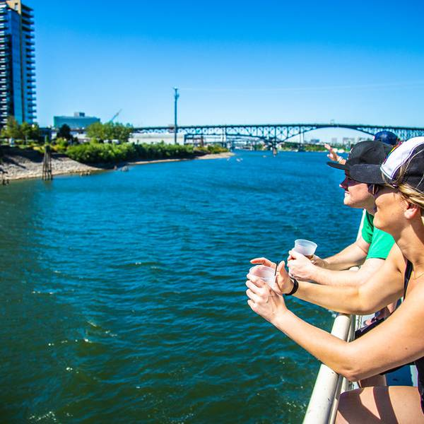 Portland Spirit Cruises - Portland - Oregon - Doets Reizen