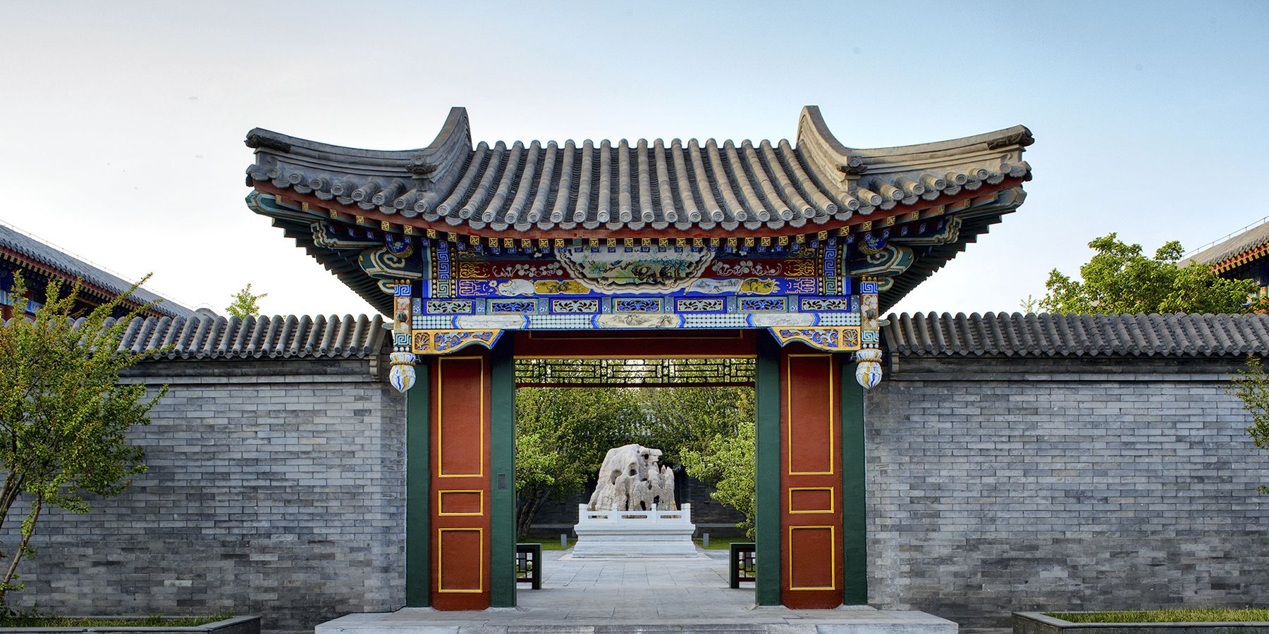 Aman Summer Palace Beijing | Doets Reizen | China