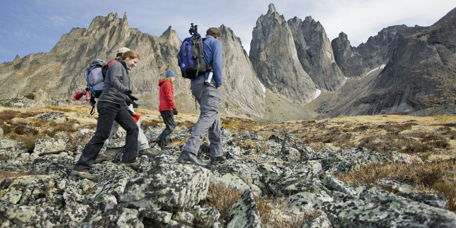Tombstone Mountain National Park - Yukon - Canada - Doets Reizen