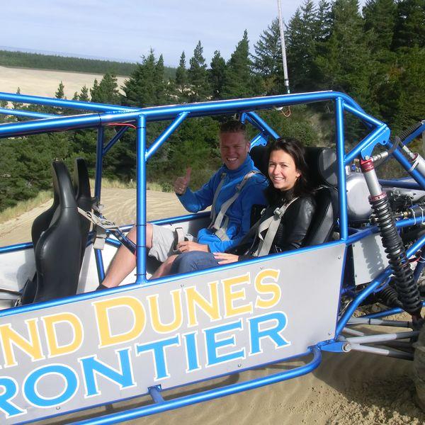 Sand Dunes, Florence, Oregon