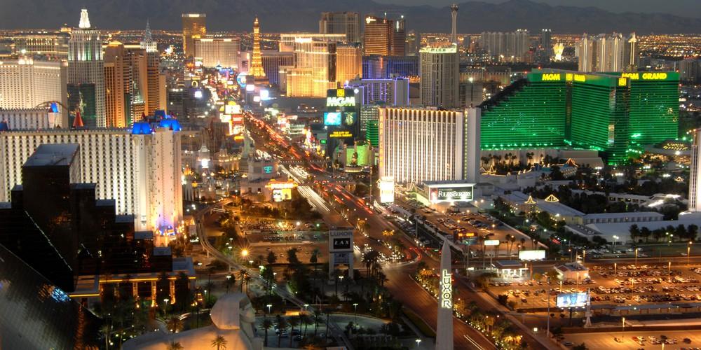 Strip - Las Vegas - Nevada - Doets Reizen