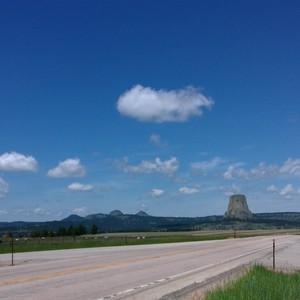 Van Ucrossranch naar Deadwood - Dag 18 - Foto