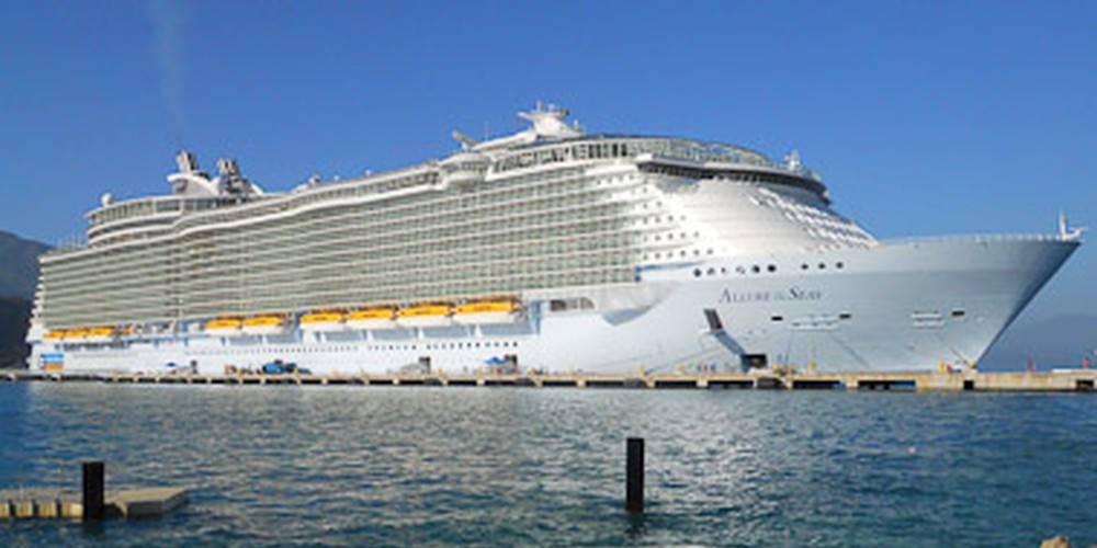 Allure of the Seas Royal Caribbean