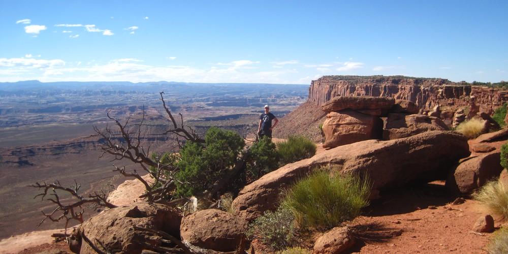 Canyonlands NP in Utah
